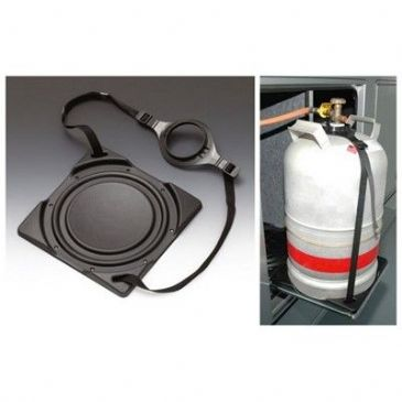 BOTTOM MOUNT GAS BOTTLE HOLDER